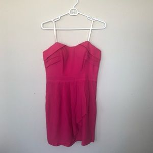 Hot Pink BCBG Generation Dress